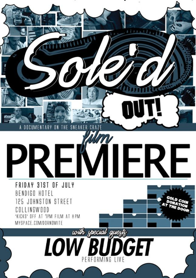 Sole Out Poster 646 1