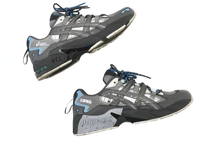 Chemist Creations Asics Gel Kayano 5 Release Date 7 Grey Blue