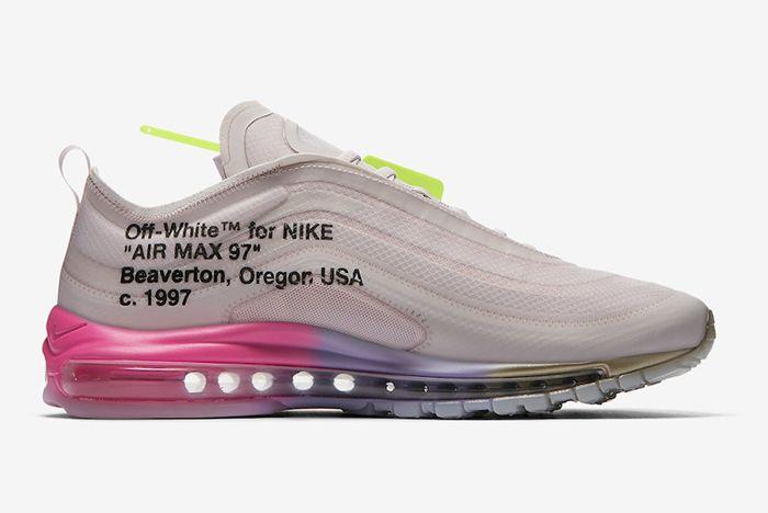 Off White Nike Air Max 97 Serena Queen 7