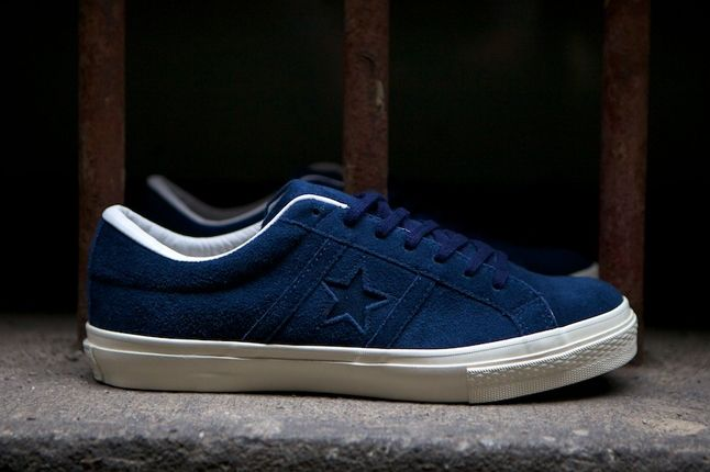 Converse One Star Academy Pack Blue 1
