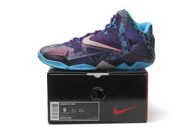Nike Lebron 11 Xdr Summit Lake Hornets 6