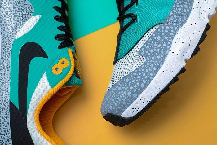 Nike Safari Yellow Pack 2