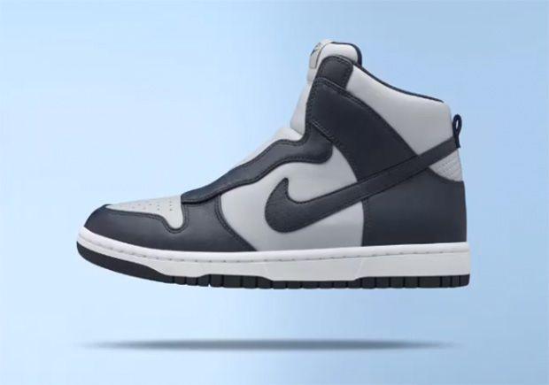 Sacai Nike Dunk Be True 2
