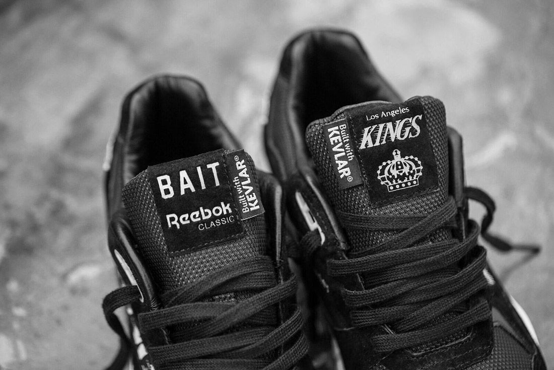 Bait Los Angeles Kings Reebok Ventilator Supreme 1