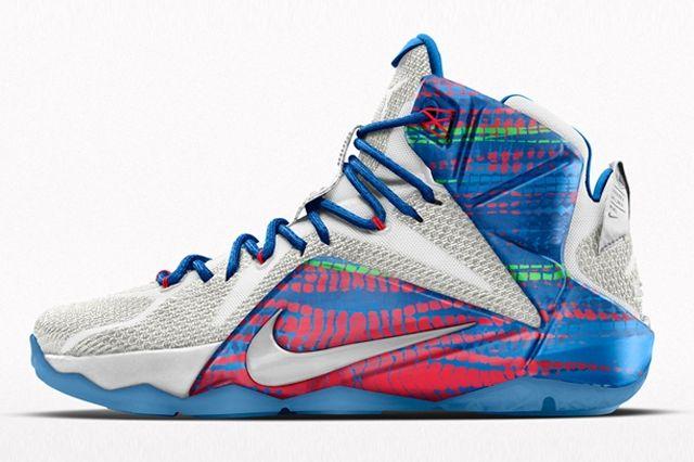 Nike Le Bron 23 Chromosomes Id