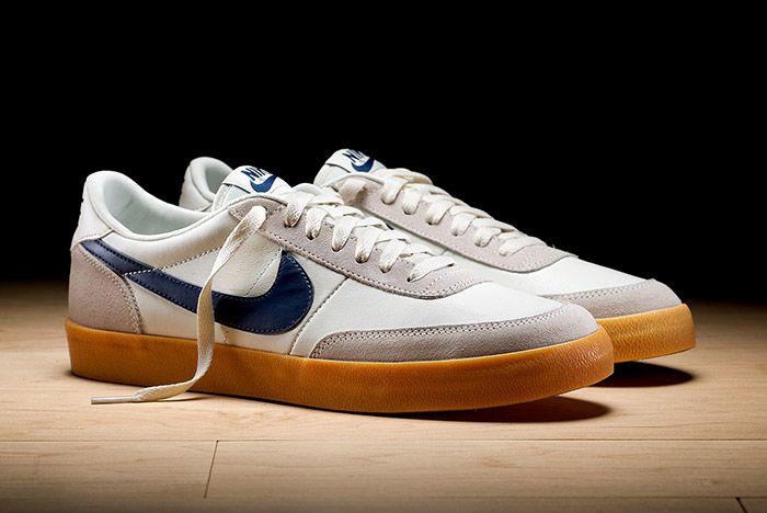 Nike Killshot White Blue 1