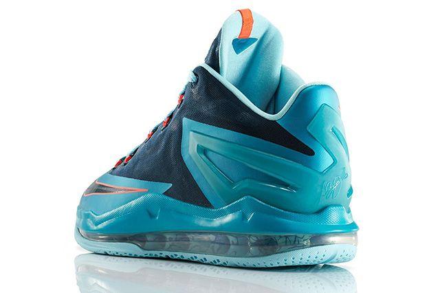 Nike Lebron 11 Max Low Turbo Green 3