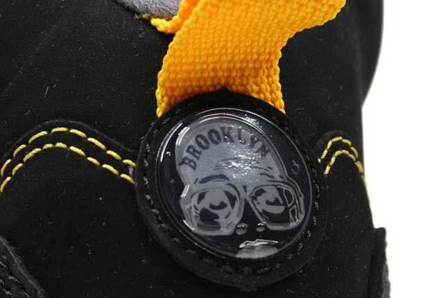 Air Jordan Spizike Heel Detail 1