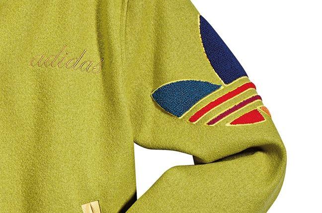 Adidas Jeremy Scott Varsity Jacket Globe 4 1