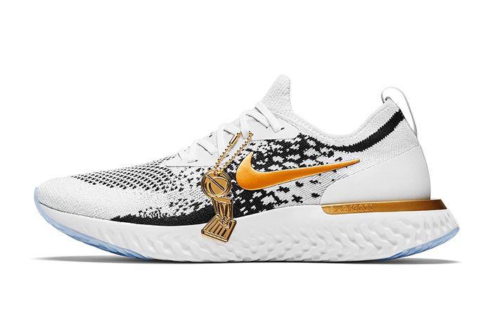 Nike Epic React Flyknit Nba Finals 2018 Champions 1 Sneaker Freaker