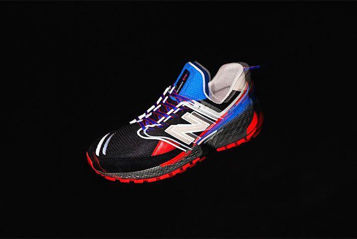 Mita Sneakers Whiz Limited New Balance Ms574 V2 Side Shot 5