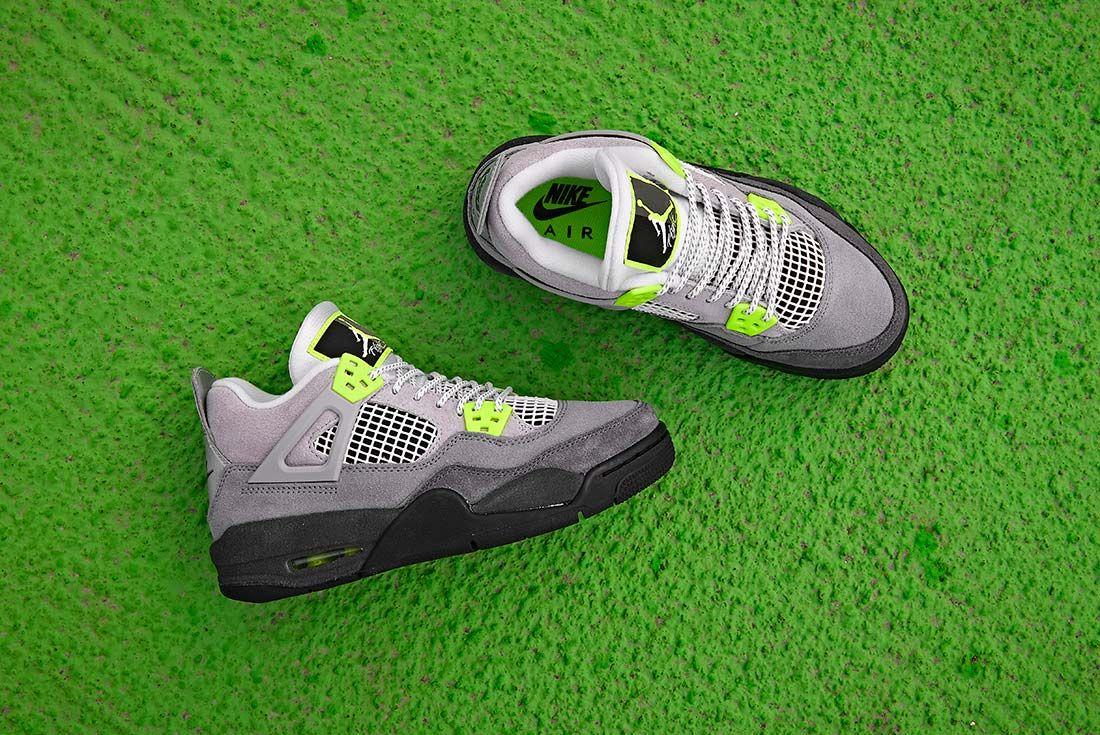 Jd Sports Air Jordan 4 Neon Gs