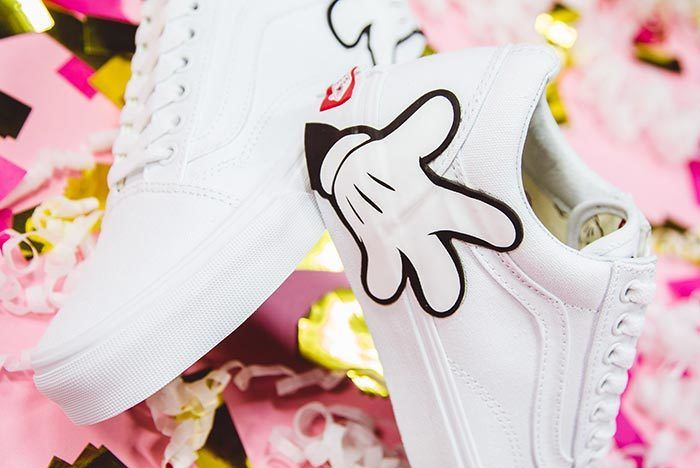 Mickey Mouse X Van Collection 9