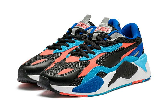 Puma Rs X Cubed Level Up White Lime Punch Black Hot Coral Release Information 31