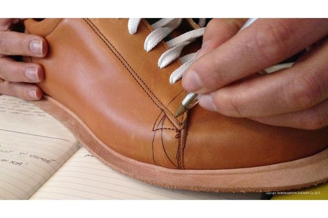 Northampton Sneaker Co Nsc1 5