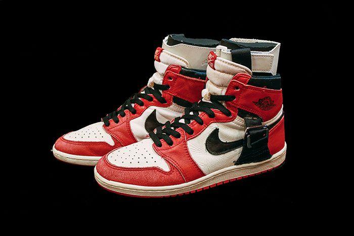 Sbtg Sabotage Rehab S O S Air Jordan 1 Pair