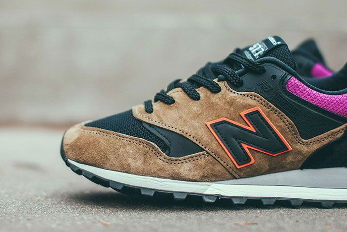 New Balance 577 Kpo Front Detail