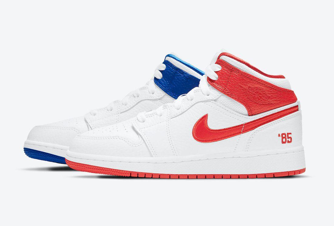 Air Jordan 1 Mid 85
