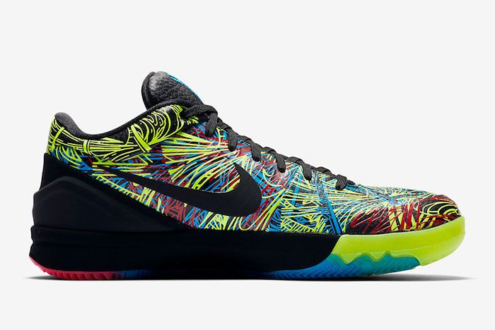 Nike Kobe 4 Protro Wizenard Cv3469 001 Medial