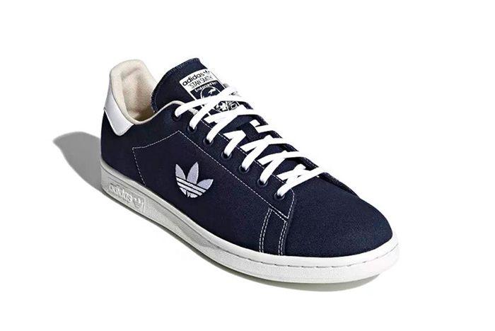 Adidas Stan Smith Canvas Release Date 2 Sneaker Freaker