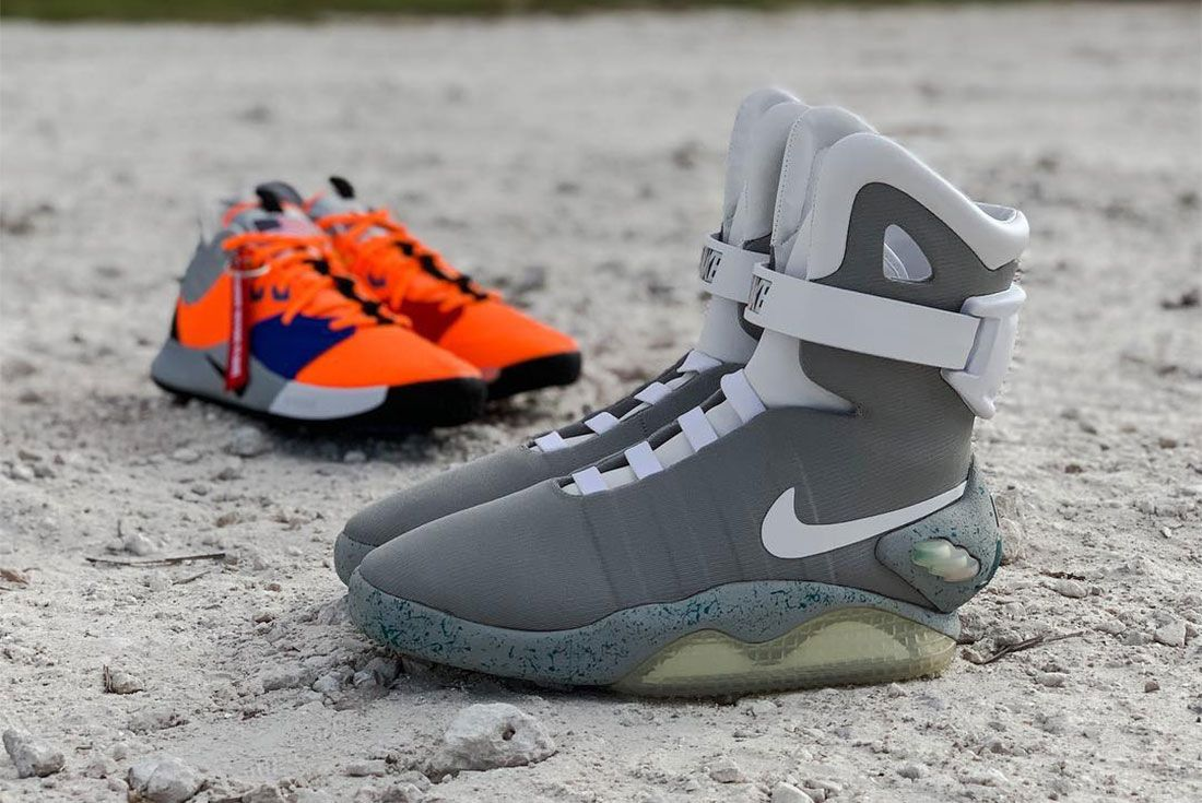 Inspiredinstinct Nike Air Mag Shoes That Are Worth Their Hype