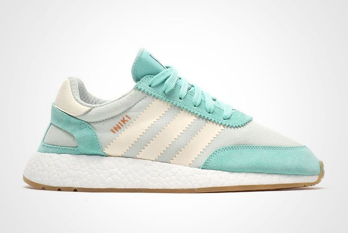 Adidas Iniki Runner Boost Blue Thumb