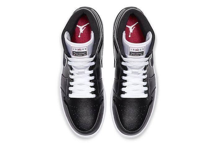 Air Jordan 1 Mid 852542 016 Maybe Its My Fault 3
