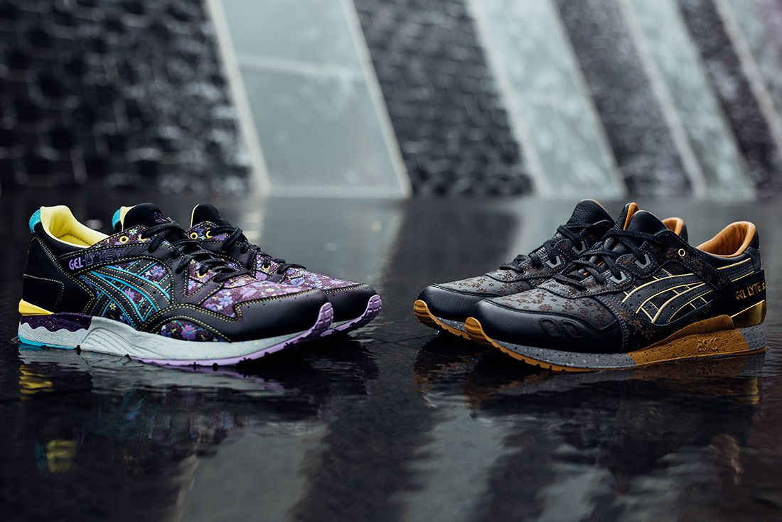 Limited Edt X Asics Gel Lyte Pack 6 2