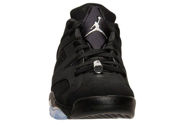 Air Jordan 6 Low Chrome 3