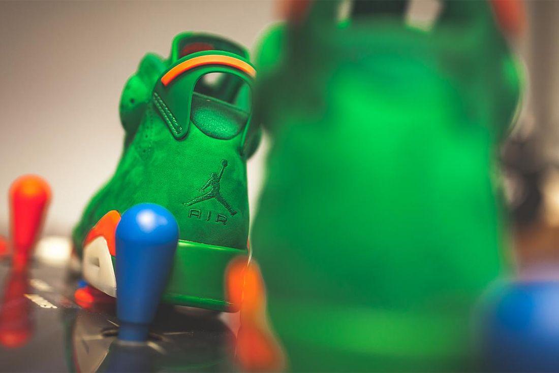 Gatorade X Air Jordan 6 Pine Green Release Date Sneaker Freaker 2