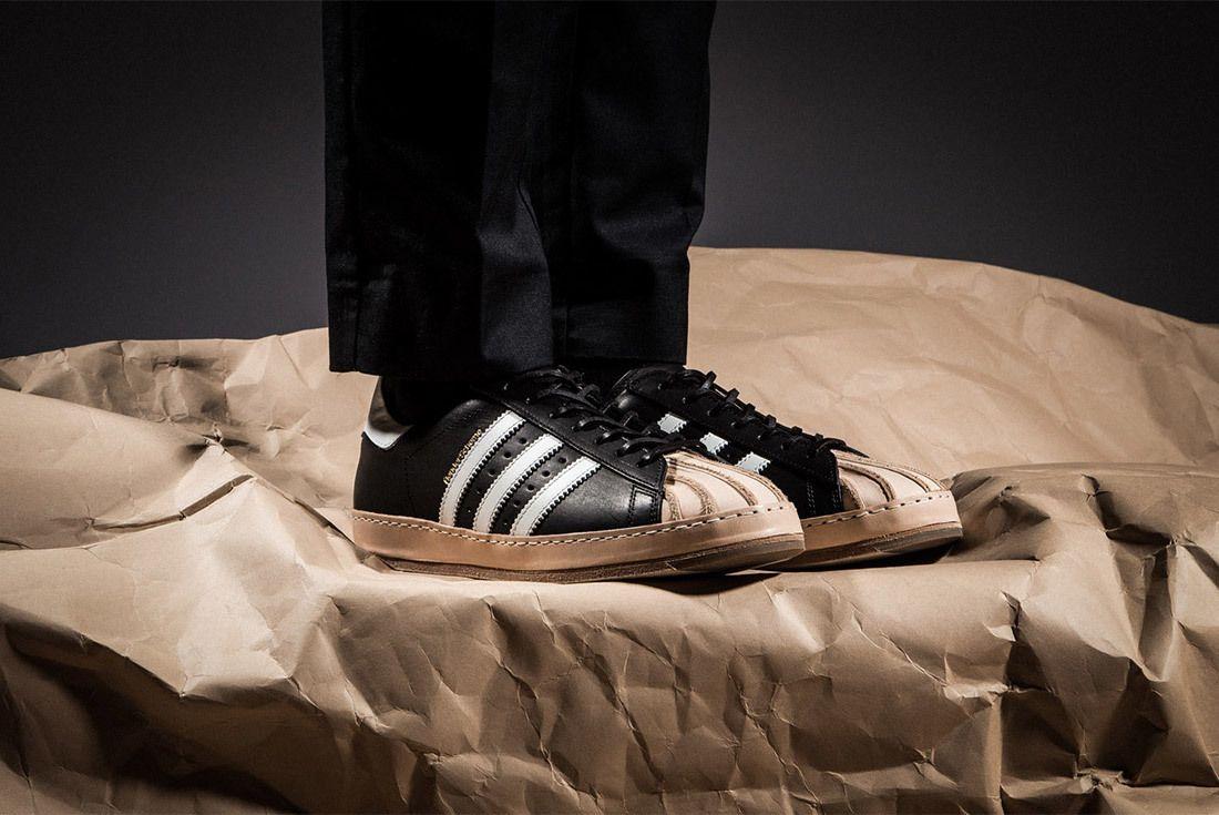 Hender Scheme Adidas On Foot Superstar 1