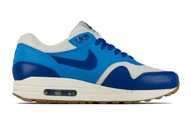 Nike Air Max 1 Vntg Blitz Blue Side Profile 1