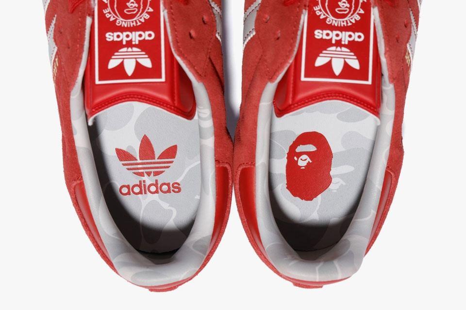 Bape A Bathing Ape Adidas Kachiiro Football Collection 6 Sneaker Freaker
