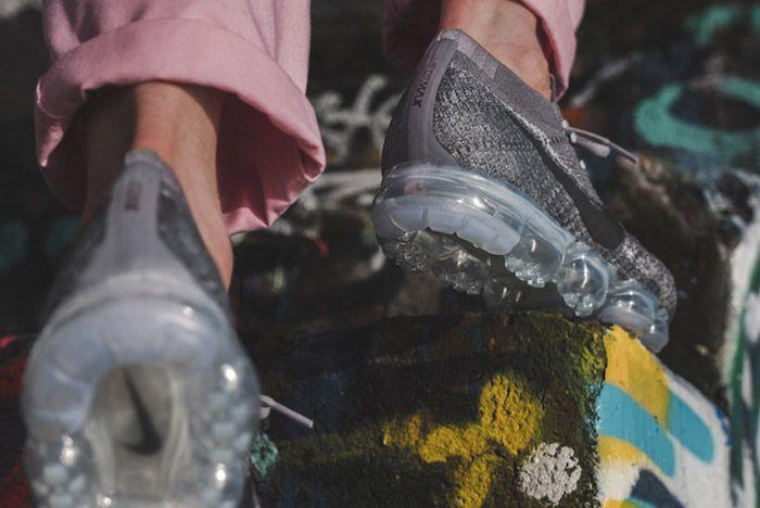 Nike Air Vapormax On Foot 1