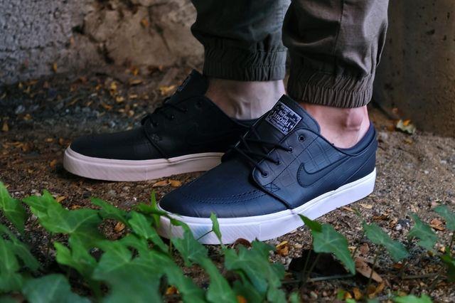 Nike Sb Janoski Qs Blue Croc 5