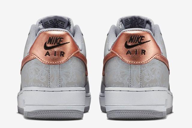 Nike Air Force 1 Lv8 White Grey Bronze 01