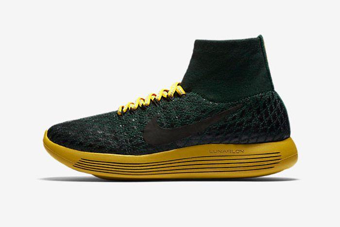 Nike Gyakusou Lunarepic Flyknit Shield Black 6