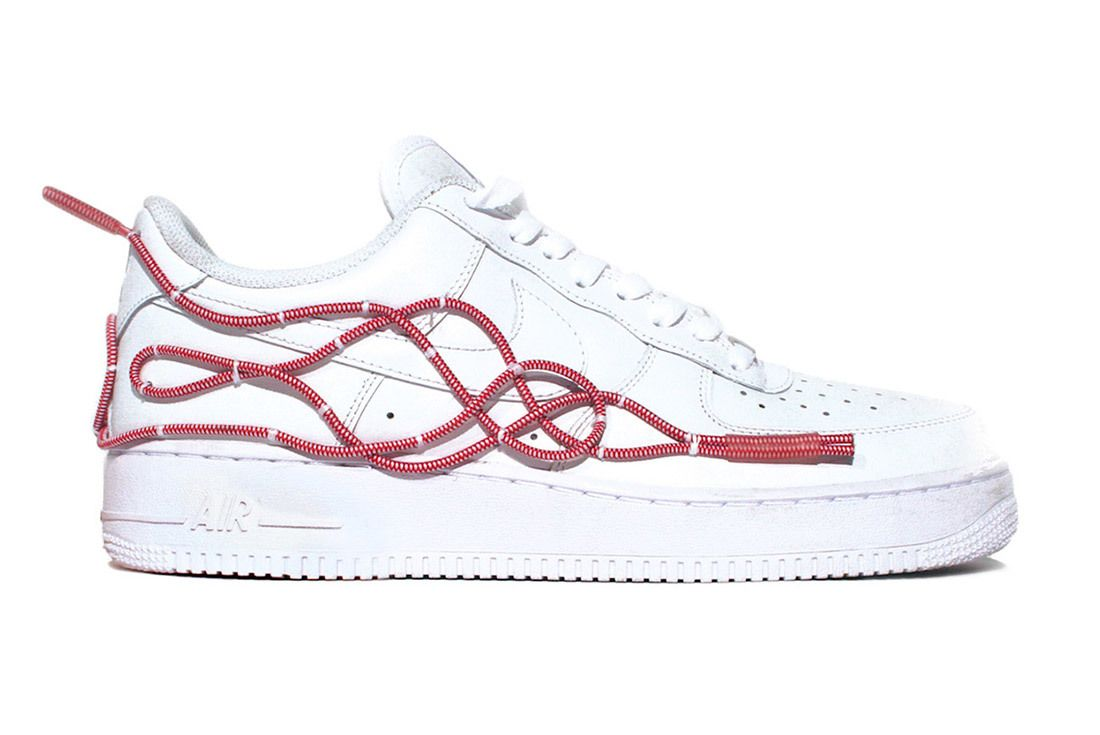 Nike Air Force 1 William Francis Green 2