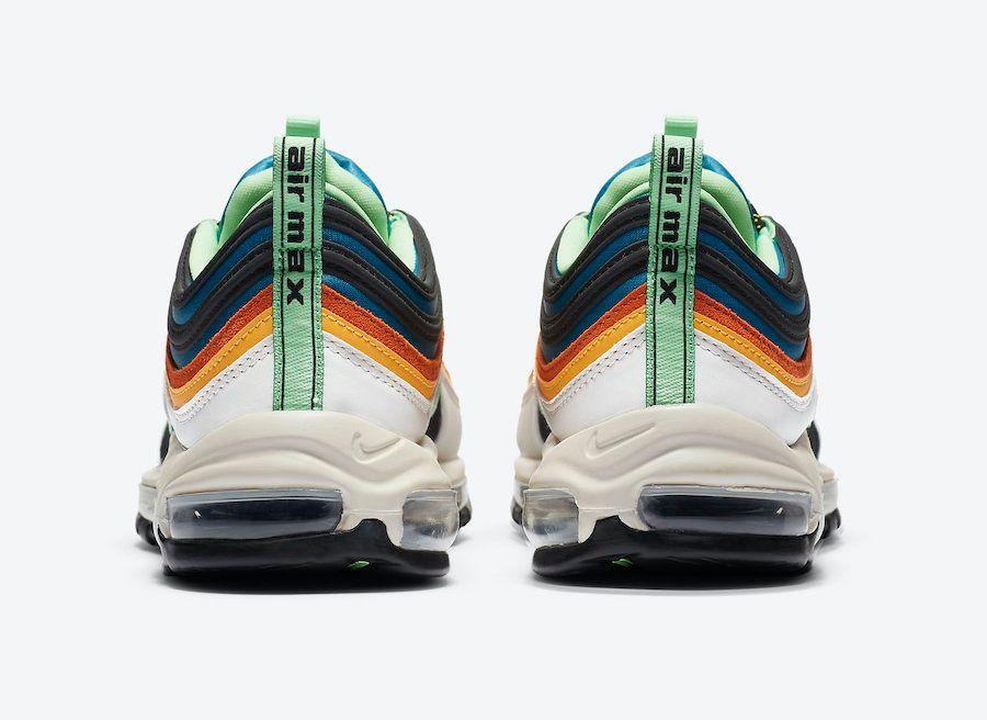 Nike Air Max 97 Heel