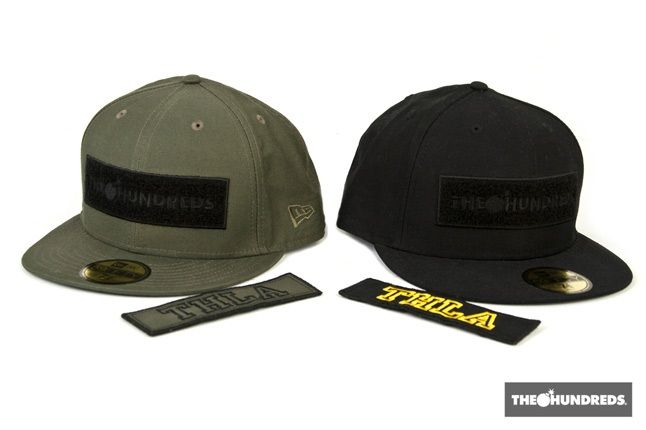 The Hundreds New Era 1 2