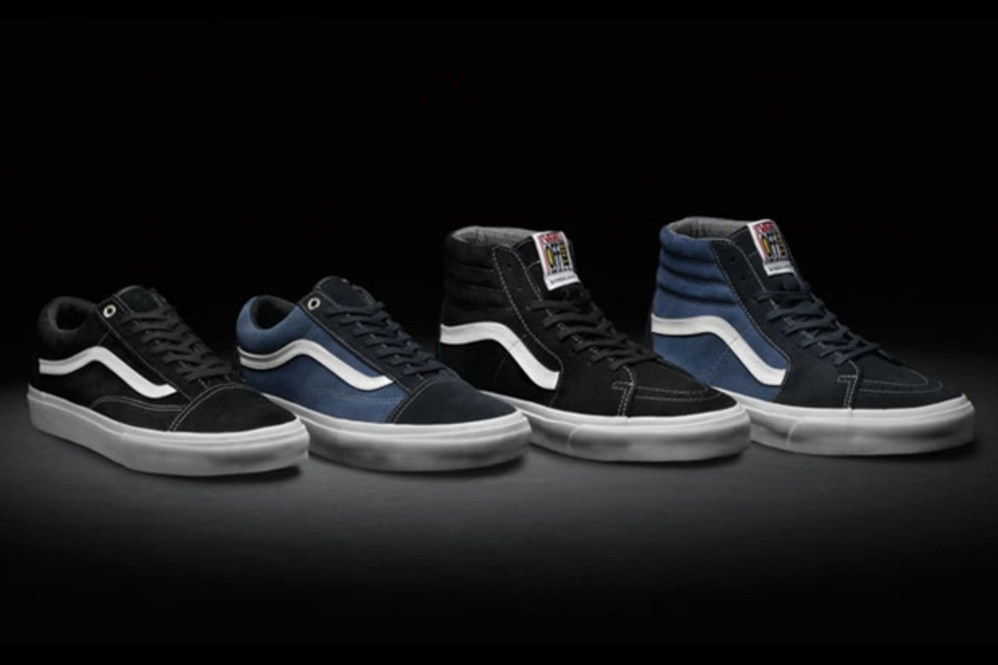vans syndicate line