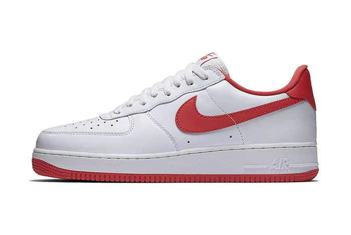 Nike Air Force 1 Low Whitered 3