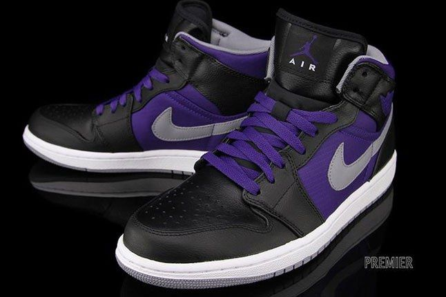 Nike Jordan 1 Purple 1