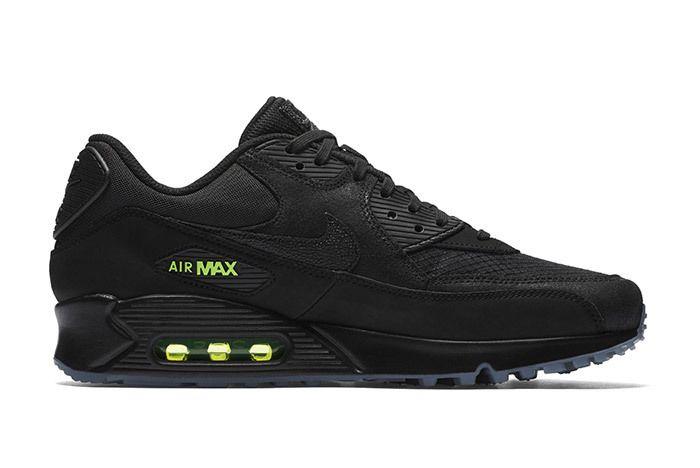 Nike Air Max 90 Black Neon 3
