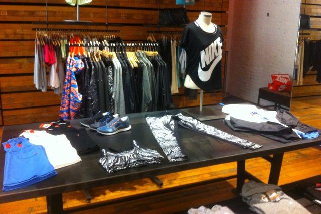 Nike 21 Mercer