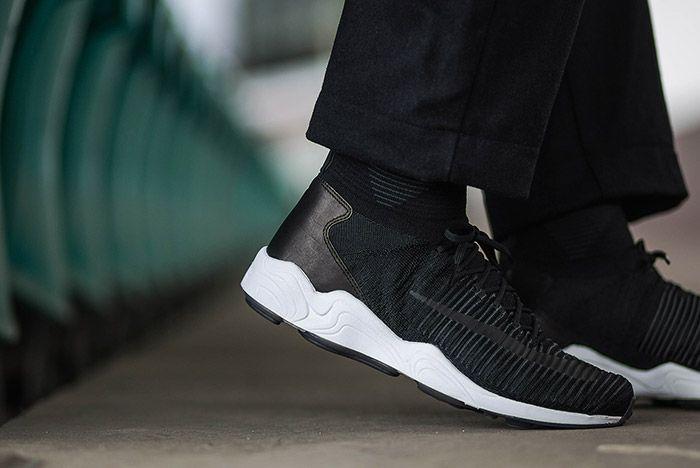 Nike Zoom Mercurial Flyknit Black 2