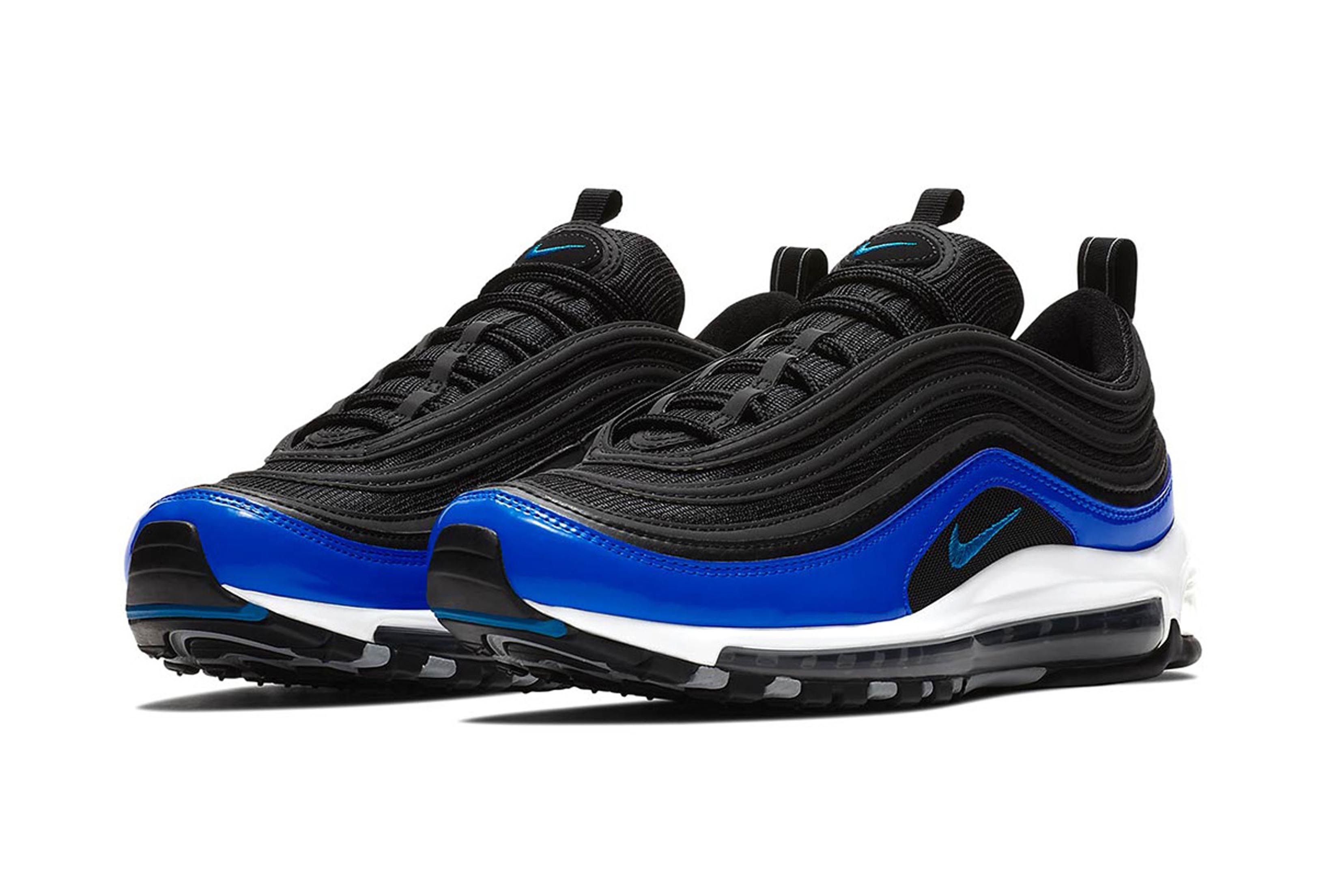 Nike Air Max 97 Binary Blue 2 Sneaker Freaker