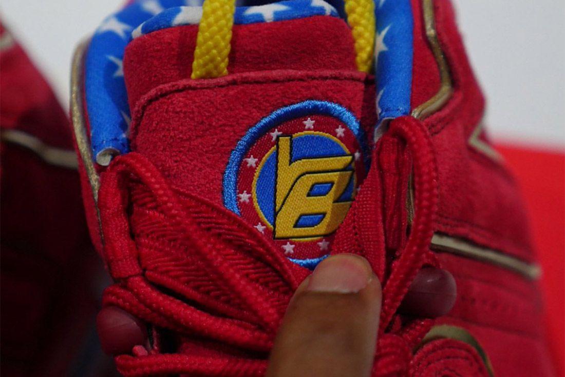 Nike Doernbecher Samples