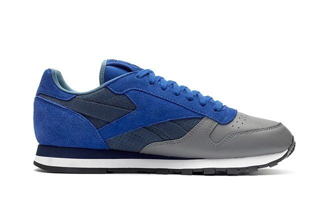 Reebok Classic Leather Stash Blue Inner 1