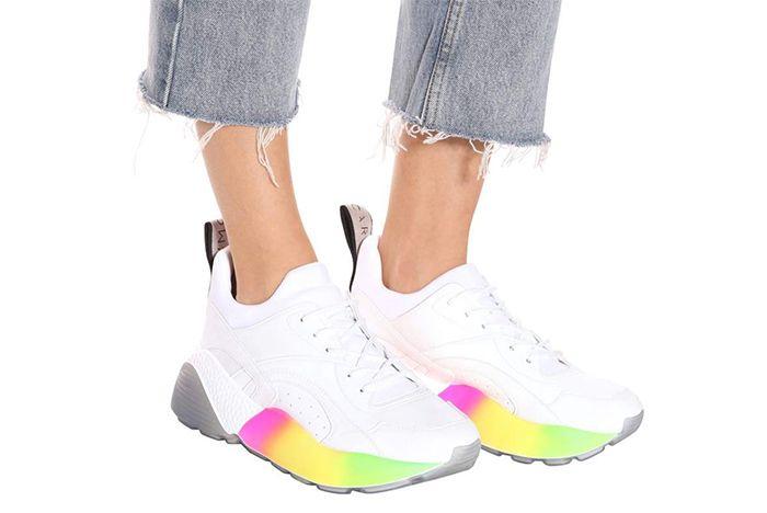 Stella Mc Cartney Eclypse 3 Sneaker Freaker